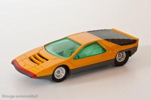 Dinky Toys 1426 - Alfa Romeo Carabo Bertone
