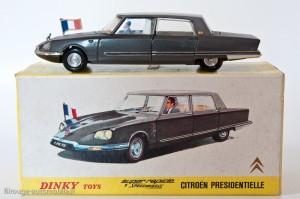 Dinky Toys 1435 - Citroën DS Présidence de la République
