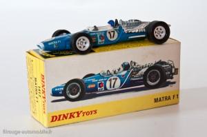 Dinky Toys 1417 - Matra voiture de course F1