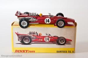 Dinky Toys 1433 - Surtess TS5 F1