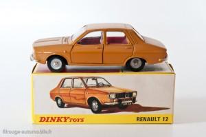 Dinky Toys 1424 - Renault R12 berline