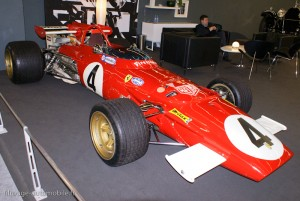 Ferrari B2 F1