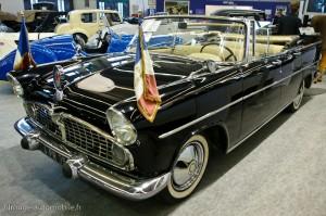 Rétromobile 2011 - Pour devenir président