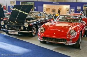Rétromobile 2011 - Ferrari au choix