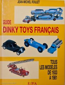 Guide Dinky Toys français