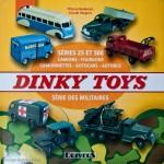 Dinky Toys série 25 et 500 ... Série des militaires