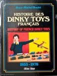 Les Dinky Toys Français - Jean Michel Roulet - Adepte