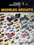 L'année automobile des modèles réduits