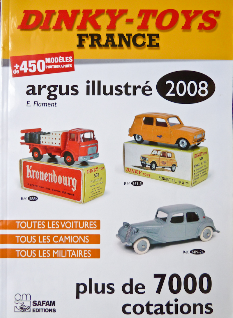 la base documentaire du collectionneur de dinky toys filrouge automobile. Black Bedroom Furniture Sets. Home Design Ideas