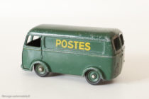 "Dinky Toys 25BV - Peugeot D3A ""Postes"" - Roues concaves"