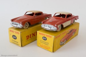Dinky Toys 24Y / 540 - Studebaker Commander coupé