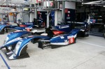 Stand Peugeot, 24 heures du Mans 2011