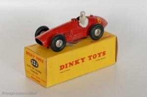 Dinky Toys 23J - Ferrari auto de course