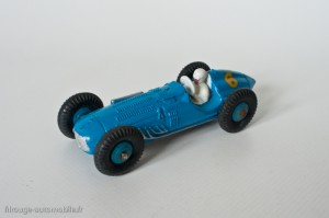 Dinky Toys 23H - Talbo Lago auto de course - roues peintes