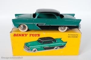 Dinky Toys 24D - Plymouth belvédère coupé
