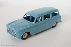 Dinky Toys 525 - Peugeot 24U familiale - roues concaves
