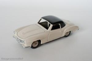 Dinky Toys 24H - Mercedes 190SL coupé