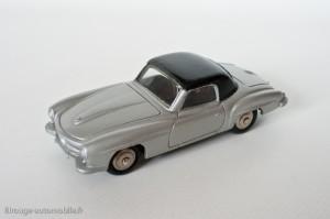 Dinky Toys 24H - Mercedes 190SL coupé - avec vitres