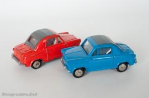 Dinky Toys 24L - Vespa 400 2CV