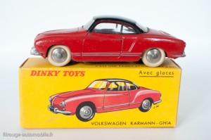 Dinky Toys 24M - Volkswagen Karmann Ghia coupé