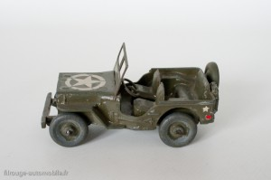 Dinky Toys 24m - Jeep US army
