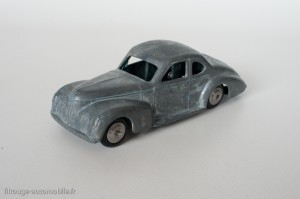 Dinky Toys 24O - Studebaker State coupé - origine vert métallisé