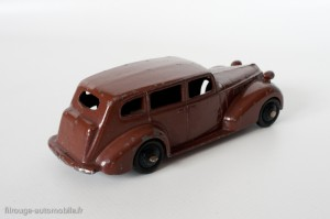 Dinky Toys 24P - Packard Eight Sedan - modèle anglais 39A