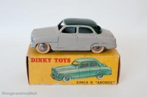 Dinky Toys 24U - Simca Aronde Elysée