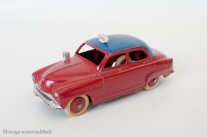 Dinky Toys 24UT - Simca Aronde taxi - roues peintes