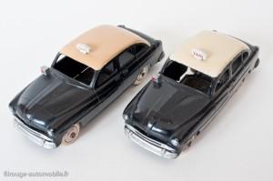 Dinky Toys 24XT - Ford Vedette 1954 taxi - deux couleurs de toit