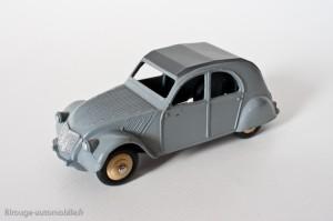 Dinky Toys 24T - Citroën 2CV - trois feux arrières