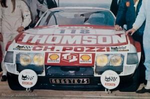 Ferrari 365 GTB/4 Daytona Tour de France auto 1972