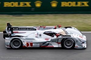 Audi R18 e-tron quattro n°1 - Le Mans 2012