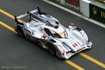 Audi R18 e-tron quattro - Vainqueur des 24 heures du Mans 2012