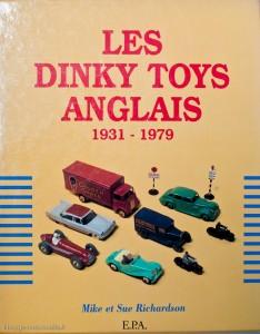 Les Dinky Toys anglais 1932 - 1979 - J-M Roulet