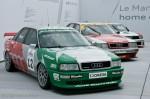 Stand Audi - 24 heures du Mans 2012