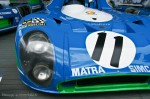 Présentation Matra - 24 heures du Mans 2012