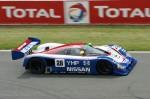 Nissan R90CK - Le Mans Legend 2012