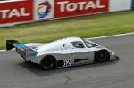 Sauber Mercedes C9 - Le Mans Legend 2012