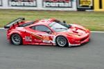 Ferrari 458 Italia - 24 heures du Mans 2012