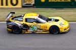 Chevrolet Corvette C6ZR1 - 23ème des 24 heures du Mans 2012