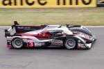 Audi R18 Ultra - 5ème des 24 heures du Mans 2012