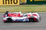 Zytek Z11SN - Nissan - 12ème des 24 heures du Mans 2012