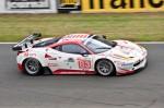 Ferrari 458 Italia - 32ème des 24 heures du Mans 2012