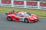 Ferrari 458 Italia - 18ème des 24 heures du Mans 2012 - 2ème en LMGTE Pro