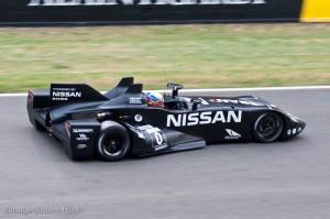 Delta Wing Nissan - 24 heures du Mans 2012