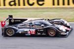 Lola B12/60 Coupe - Toyota - 4ème des 24 heures du Mans 2012