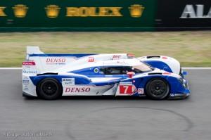 Toyota TS 030 Hybrid - 24 heures du Mans 2012