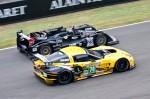 Chevrolet Corvette C6 ZR1 & Oreca O3 - Nissan - 24 heures du Mans 2012