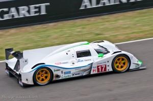 Pescarolo Dome - Judd - 24 heures du Mans 2012